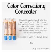 Color concealer