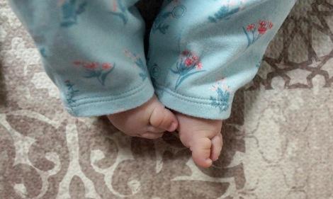 toes week 4